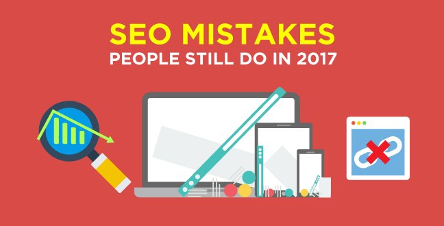 How To Avoid And Fix Common SEO Mistakes
